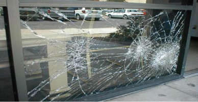 verre de sécurité